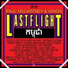 Paul McCartney & Wings - Last Flight 2-CD Live 1979 Back To The Egg Tour Archive