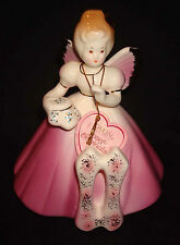 Vintage Josef Originals Dakin 11 Years Birthday Angel Figurine w/Original Tag