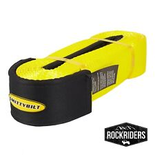 Smittybilt 2 Inch, 20 Foot Tow Strap CC220 Truck Wrangler SUV Off-Road Overland