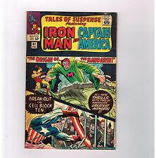 TALES OF SUSPENSE #62 Grade 5.0 Silver Age Marvel! Mandarin origin story!