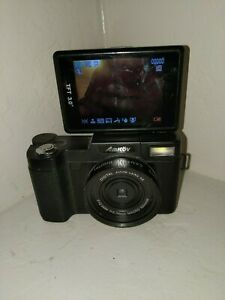 Amköv 24mp digital camera with free 32gb sd card.