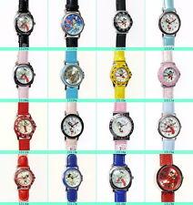 EK10111 5PCS ASTRO BOY(ATOM) WATCHES,character watch.  made in Korea