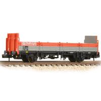 Graham Farish 373-631 N Gauge BR Railfreight OBA Wagon