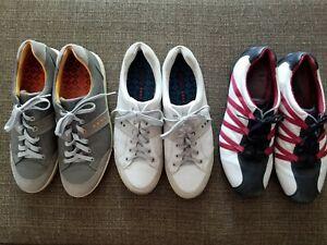 Ecco Golf Shoe Lot 3 Pair Size 47