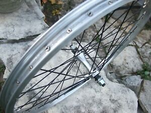 """First Generation GT Front Hub, 20"""" BMX Bicycle, 36 Spoke Wheel 3/8"""" Axle"""