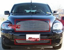 For 2006-2011 Chevy HHR Billet Grille Combo Upper+Lower Insert