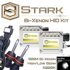 Stark 35W Bi-Xenon HID HiLo Headlight Mini Kit - 9004 HB1 - 5K 5000K White