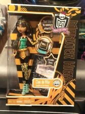 Monster High Cleo de Nile first solo appearence Command Attention NISB New
