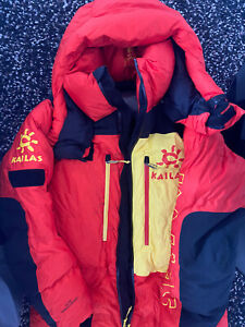 Summit Suit, Kailas Mont WSTP Down Suit Men's L