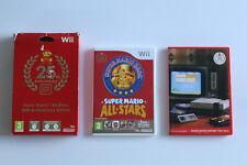 Nintendo Wii Wii U Spiel Super Mario All Stars  25 Jahre Jubiläumsedition