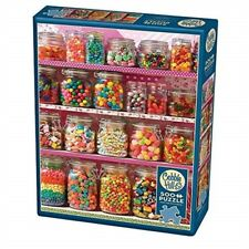 Cobblehill Puzzles 500pc - Candy Shelf