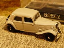 1/87 Norev Citroen Traction 11A 1937 grau 153027