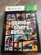 Grand Theft Auto V -- Special Edition (Xbox 360) *FACTORY SEALED*