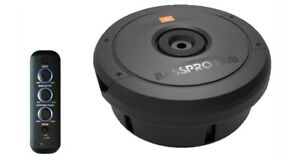 """NEW JBL BASSPRO-HUB Powered 11"""" Subwoofer Enclosure, Mounts to Spare Tire Hub"""