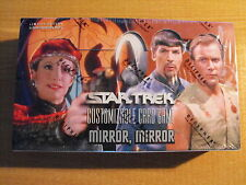 STAR TREK CCG MIRROR MIRROR SEALED BOX OF 30 BOOSTER PACKS
