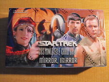 STAR TREK CCG MIRROR MIRROR COMPLETE SEALED BOX OF 30 PACKS