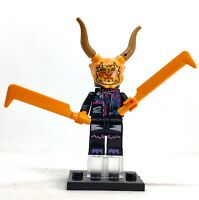 ONI MASK SONS ORANGE ULTRA PRESENT NINJAGO GARMADON ARCADE Movie