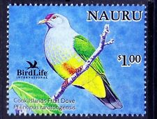 Cook Islands Fruit Dove, Birds, Nauru MNH -F37