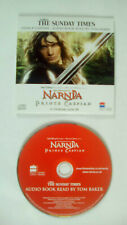 Narnia Prince Caspian Audio Book Read By Tom Baker The Sunday Times Promo CD