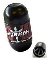 Shuriken Cigar Cutter featuring i-Draw Technology - Black - New