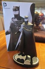 BATMAN Darwyn Cooke BLACK and WHITE STATUE 1st First Edition new frontier bust