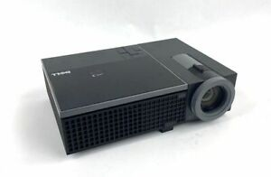 Dell 1510X DLP Home Theater Office Video Projector 404 Lamp Hrs TESTED WORKING