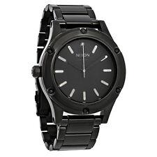 Nixon Camden Black Dial Stainless Steel Ladies Watch A343-1150