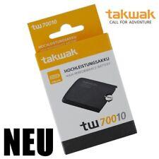 takwak tw70010 exterior móvil tw700 Batería de alta Capacidad repuesto nueva