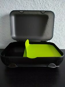 Tupperware Lunchbox + Einsatz, Pausenbox Snackbox Brotdose NEU OVP🤩