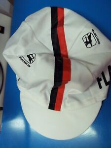 Classic Flanders cycling cap cotton White one size fits all