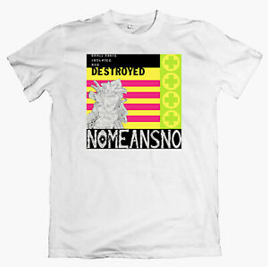 NOMEANSNO Small Parts T-shirt/Long Sleeve alice donut butthole surfers shellac