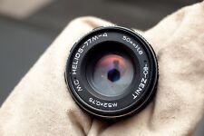 """MC HELIOS 77M-4 1.8/50 manual full frame M42 Zenit lens """"bokeh monster"""""""