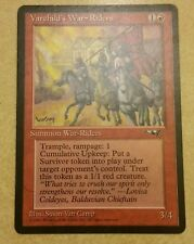 X1 Varchild's War Riders SP MTG Alliances Free Shipping