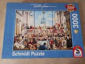 Schmidt Jigsaw Puzzle 3000 Renato Casaro