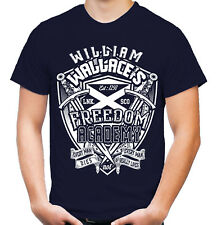 Freedom Academy t-shirt | William Wallace braveheart mel gibson libertad