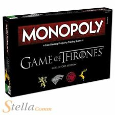 Game of Thrones Edition Monopoly Official Merchandise