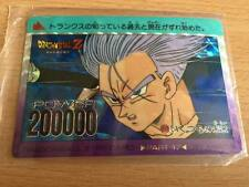 Carte Dragon Ball Z DBZ PP Card Part 17 #717 Prisme (Version Soft) AMADA 1992