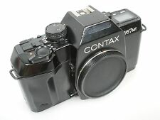 CONTAX 167mt Body Pleinement Opérationnel état Fully Working