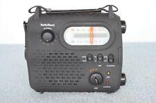 Radio Shack 20-108- Working AM/FM/WX portable radio- Very nice condition.