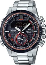 Casio Edifice Black Label Bluetooth Tough Solar Men's Watch ECB800DB-1A