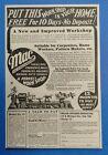 1928 MAC Midland Appliance Corporation Advertisement Chicago, Illinois photo
