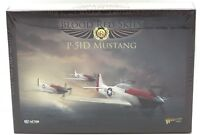 Blood Red Skies 772013001 P-51D Mustang (Squadron) WWII US Fighter Aircraft NIB