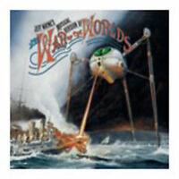Jeff Wayne - The War Of The Worlds Nuovo 2 X CD