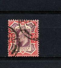 Great Britain #137 (Gr524) King Edward Vii, 10p carmine & Dull Purple,U,Cv$70.00