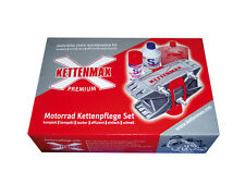 Kettenmax Orginal Kettenpflege Motorrad Quad ATV S100 Premium Set    K1010