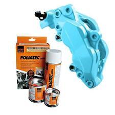 Foliatec Bremssattellack Farbe 2178 Sky Blue Blau für 4 Bremssattel + Reiniger