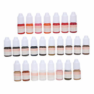 SemiPermanent Microblading Pigment Makeup Tattoo Ink Plant Extract Tattoo Supply