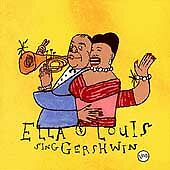 Ella Fitzgerald  Our Love Is Here to Stay (Ella & Louis Sing Gershwin) (CD 1998)