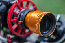 Isco Micro 2X Anamorphic Lens for GH4/DSLR. READY TO SHOOT w/clamp & 58mm filter