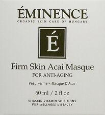Eminence Firm Skin Acai Masque Mask Anti Aging 60ml(2oz) Fresh New